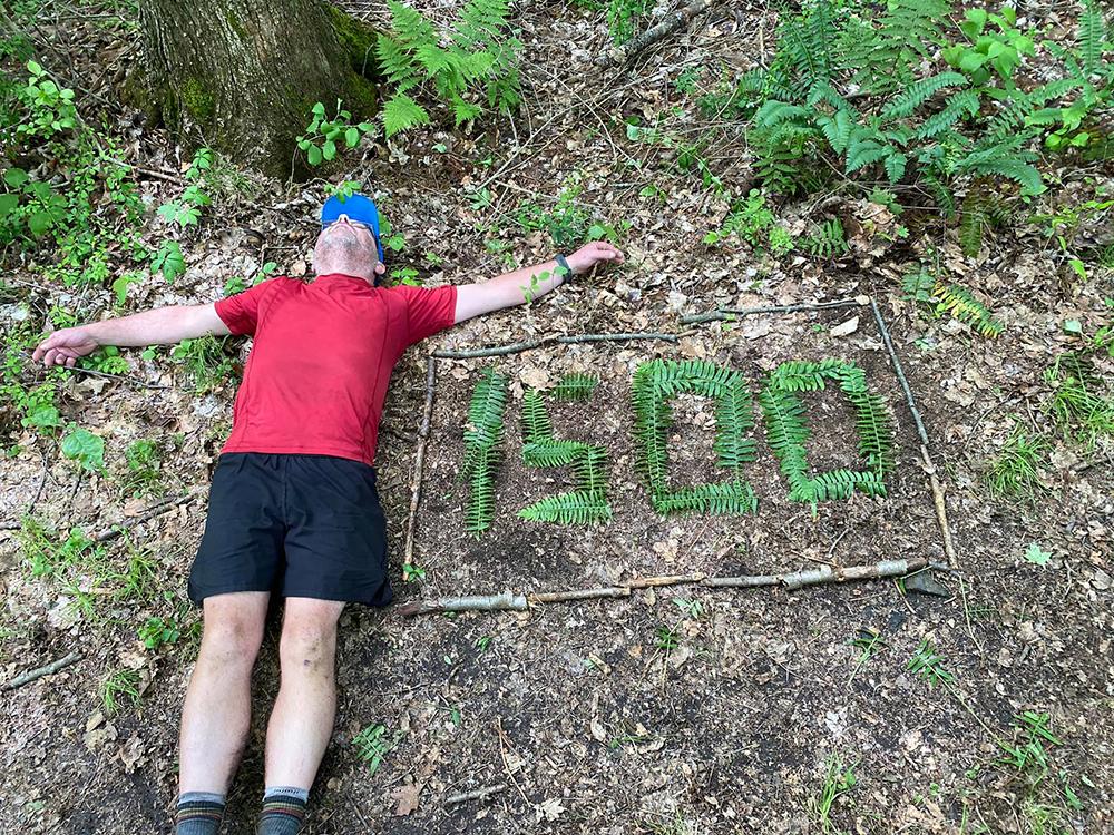 Timothy O'Brien: Trailwalker
