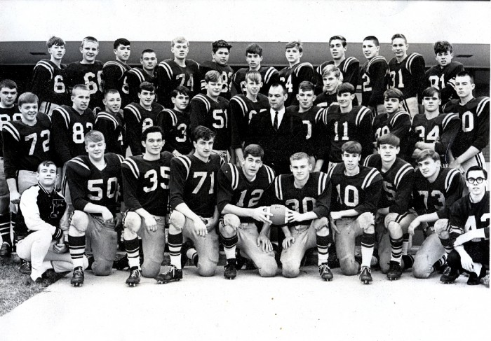 1965-Frankfort-Panther-Football