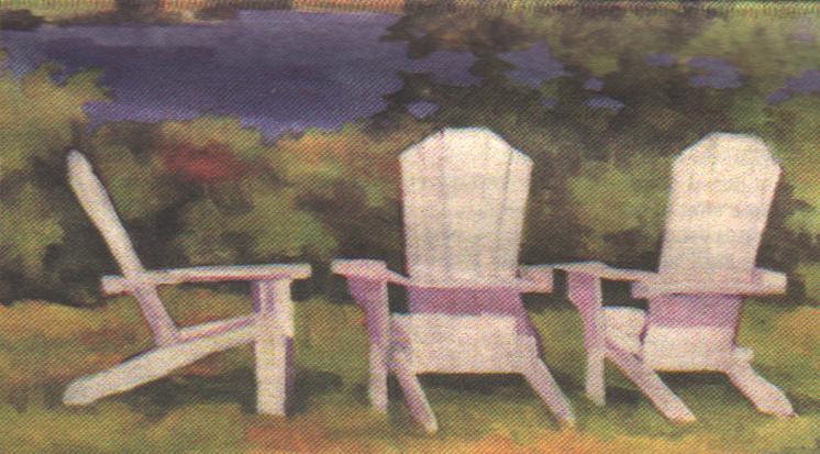 Near Shore, an Artist's Life in Frankfort