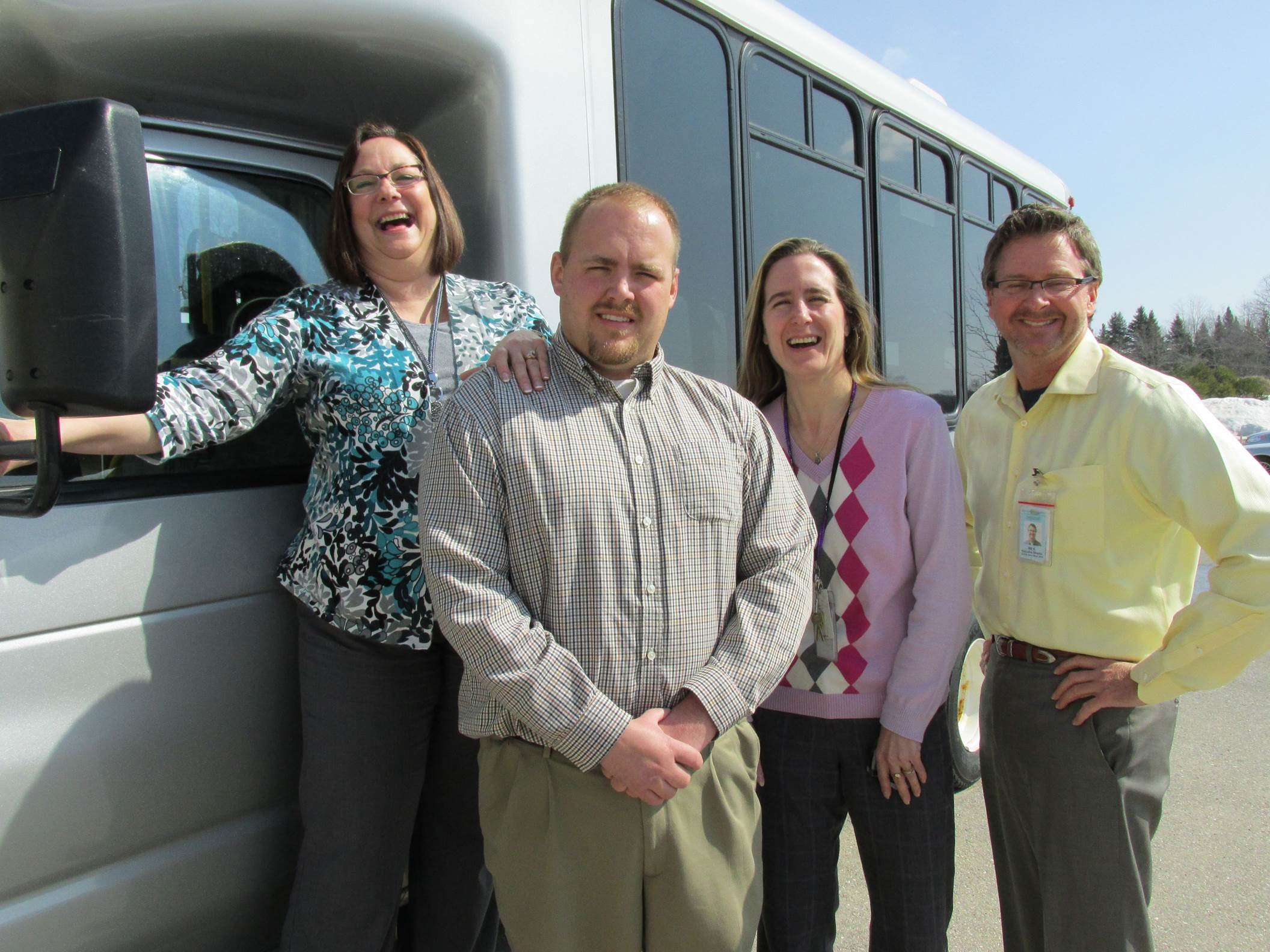 Community Faces: Bill Kennis takes over as Benzie Bus executive director