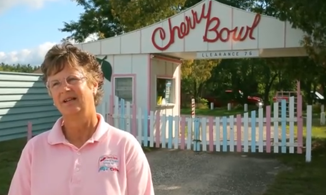 Benzie Chamber's Cherry Bowl Jubilee kicks off Drive-in season