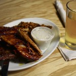 Thursday Night Ribs at Geno's in Thompsonville