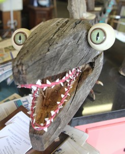 Wild things abound at Monumental Finds in Frankfort. Photo by Aubrey Ann Parker.