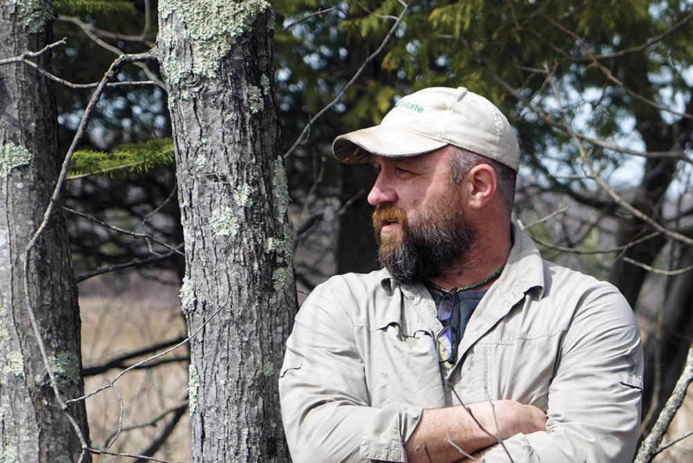 Brett Fessell river ecologist Aral Betsie Current Benzie County Otter Creek brook trout russel clark associates naturechange.org