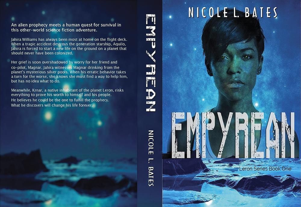Fantasy Novel Nicole L Bates
