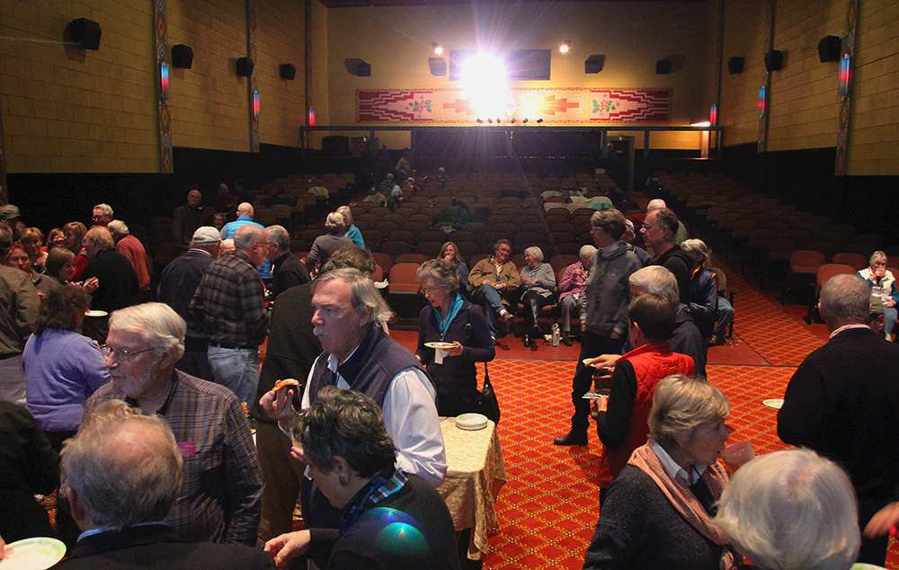 Frankfort Film Festival 2015 Garden Theater Frankfort MIchigan sponsor party