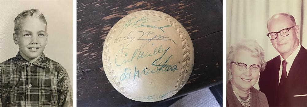 Not Getting Hank Aaron's Autograph