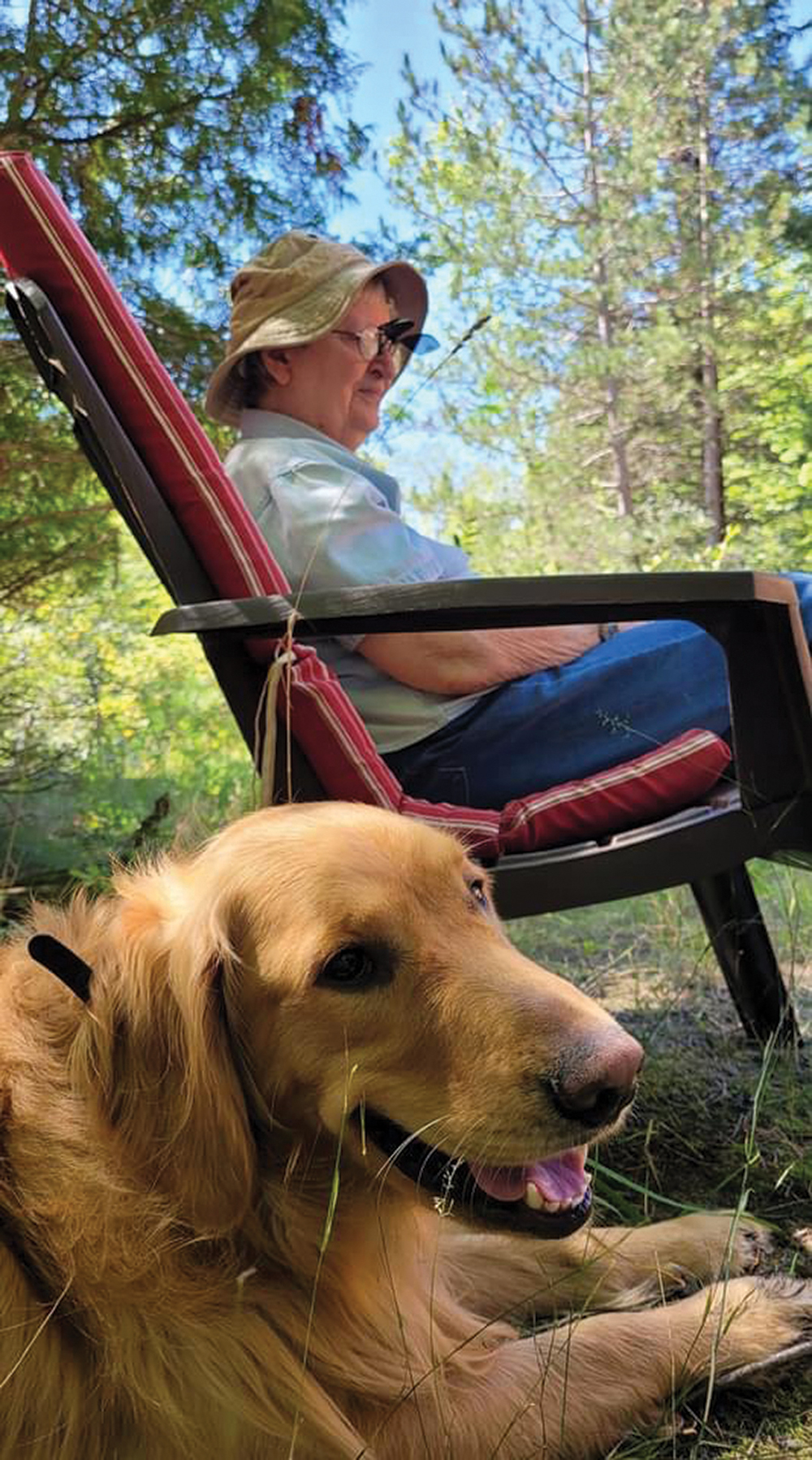 A Dog's Life on the Betsie