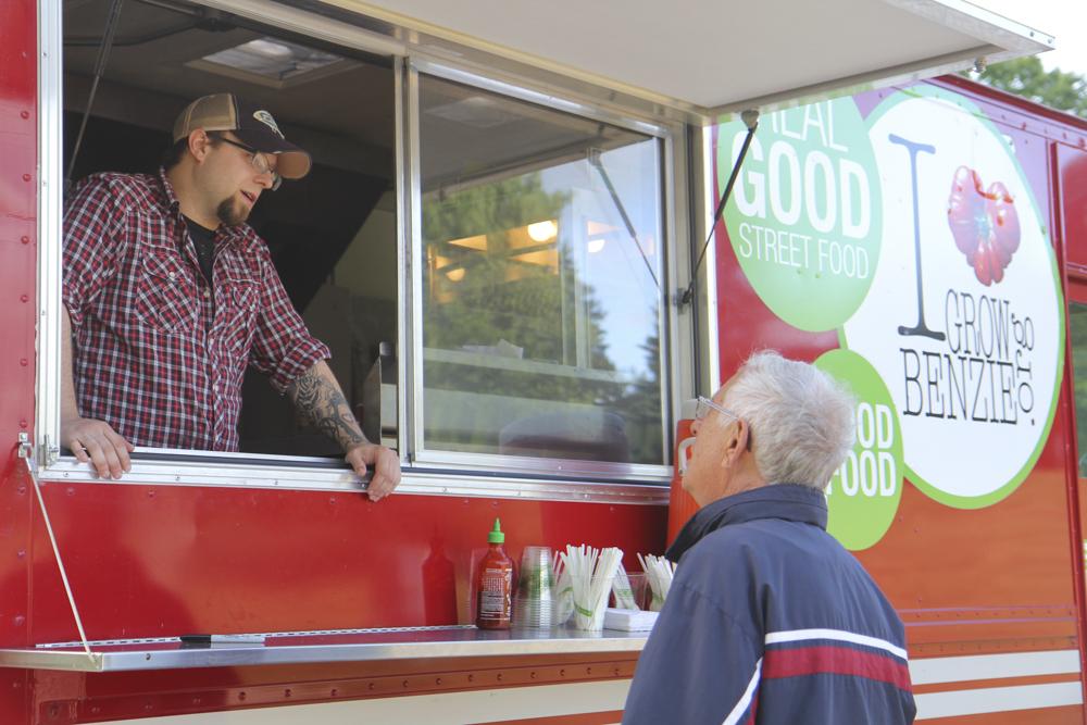 Food-glorious Food Trucks