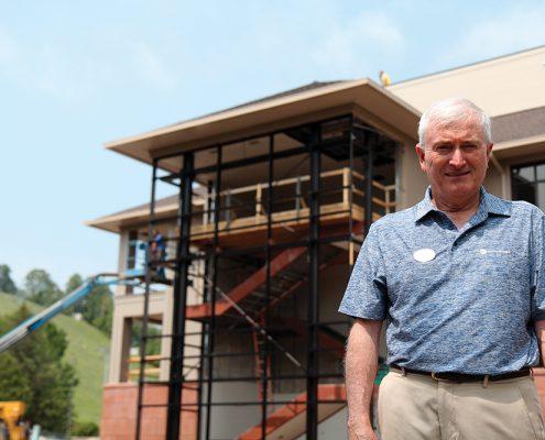 Jim MacInnis Crystal Mountain Renewable Energy Geothermal