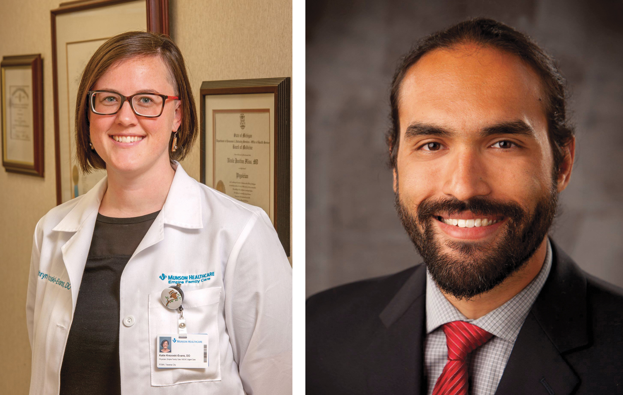 Dr. Katie Krezoski-Evans and Dr. Cyrus Ghaemi: Country Doctors of Empire