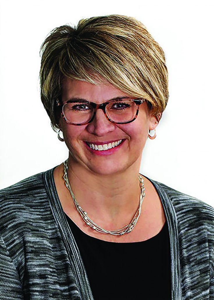 Lisa Peacock Benzie-Leelanau District Health Department of Northwest Michigan COVID-19 Benzie County The Betsie Current newspaper