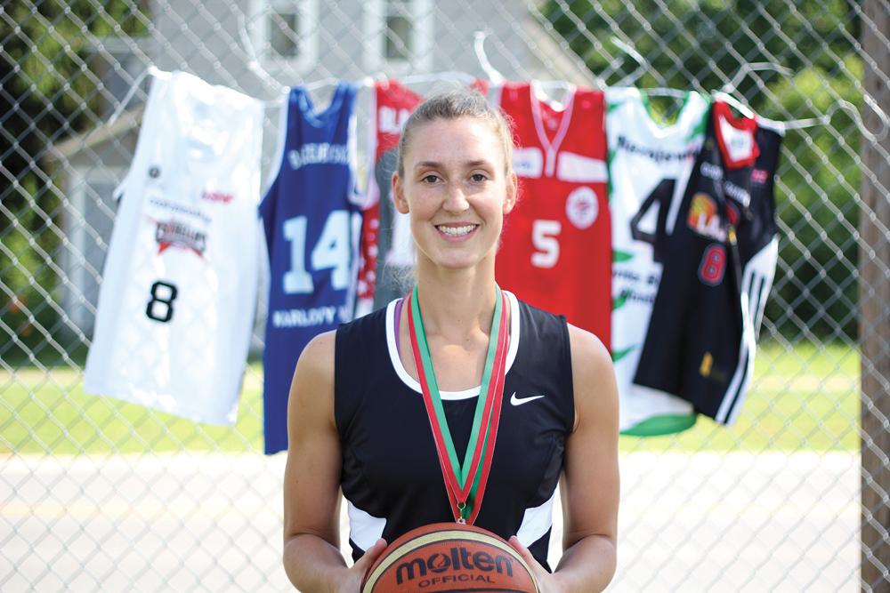 Maria Blazejewski: Pro Baller