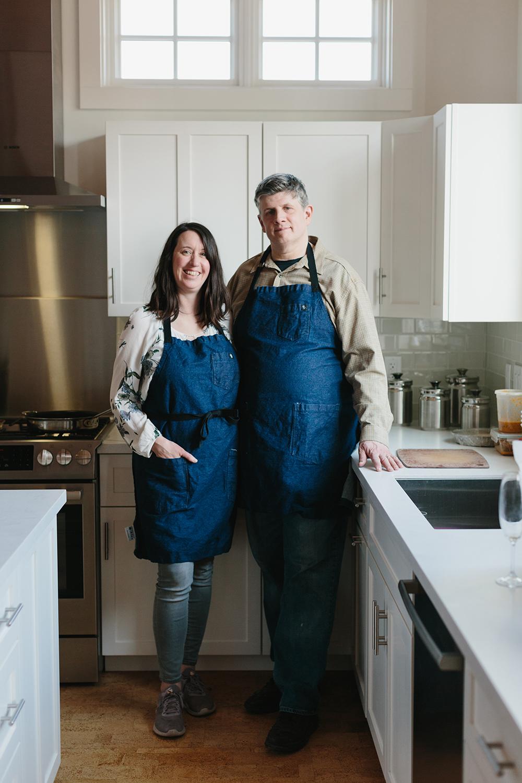 Melanie and Timothy Griffith: Mel & Fell