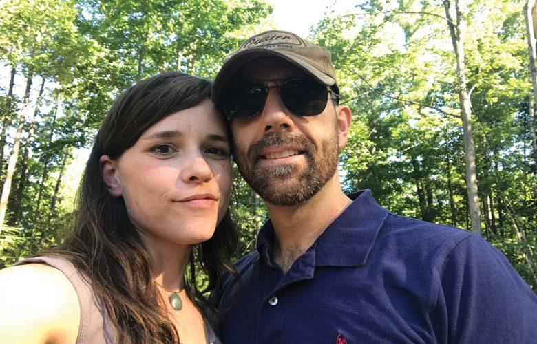 Dana Falconberry and Jonathan Boyd: Roll Model