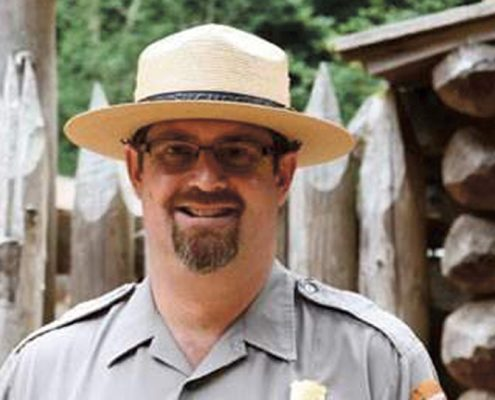 Scott Tucker new superintendent of Sleeping Bear Dunes National Lakeshore National Park Service NPS