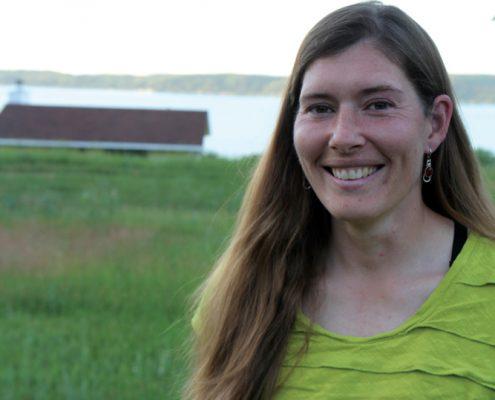 Nicole Bates. Photo by Aubrey Ann Parker.