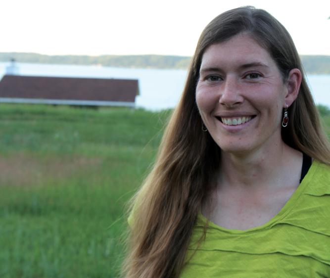Nicole Bates: Encouraging Expression