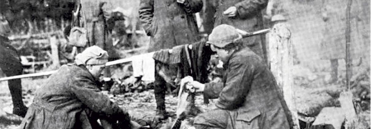 WWI World War One History Elberta