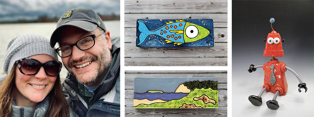 Stacey & Corey Bechler: Whimsical World of Art