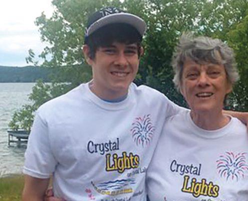 A.J. Duggan Crystal Lake Lights