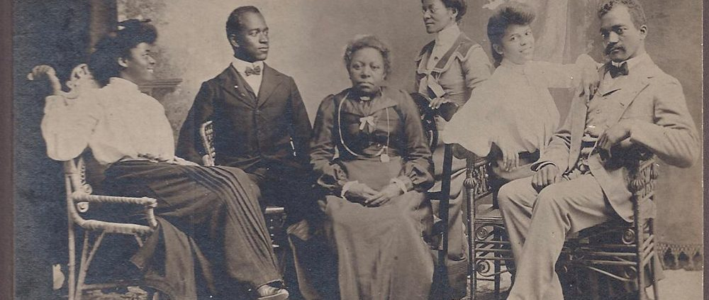 The Batey Family Benzie Area Historical Museum Black history Northern Michigan Benzie County African American Pioneers Kathleen Stocking
