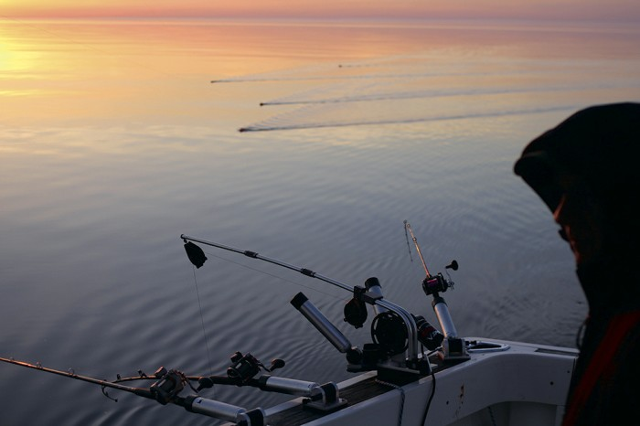 Frankfort Michigan Charter Fishing