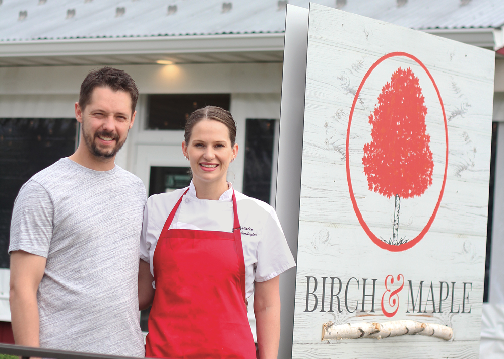 Birch & Maple Restaurant