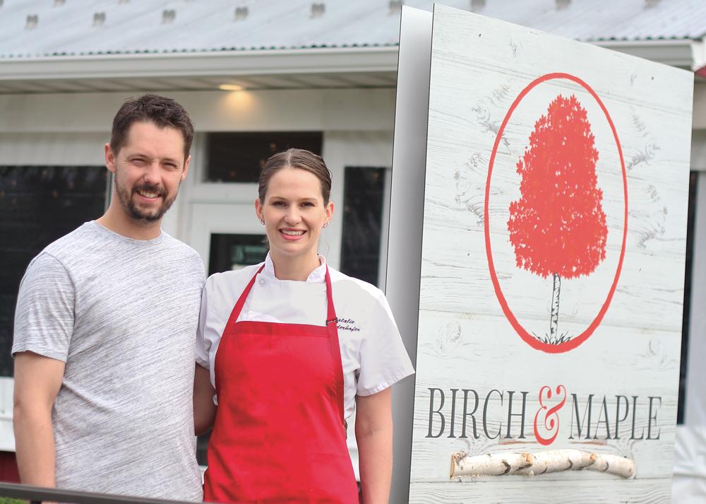 Birch & Maple Restaurant